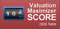 Valuation Maximizer Score