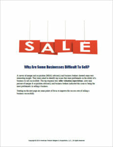 Best Time to Sell a Business